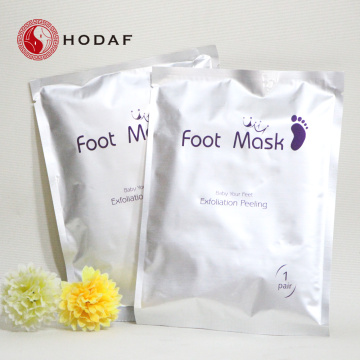 Magic skin peeling off foot mask