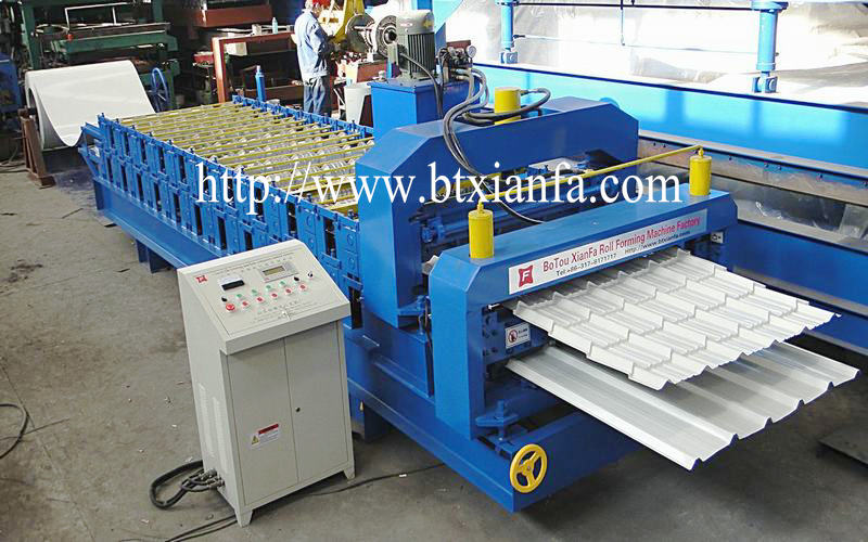 Glazed Rolling Machine (2)