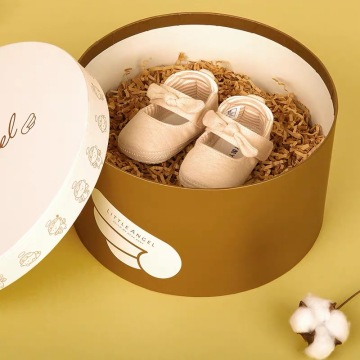 Paper Tube Box For Baby Gift