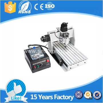 Small CNC Wood Cutting Machine