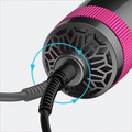 Hot tools hair dryer brush hair volumizer brush