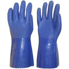 PPE Oil Resistant PVC Gloves