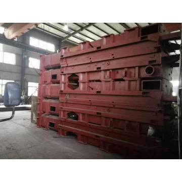 Custom Large Weldment Fabrication
