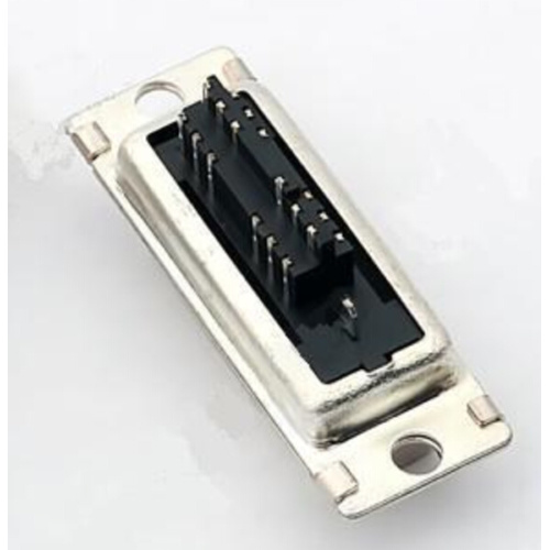 DVI 18+1 Male Solder Type Connector