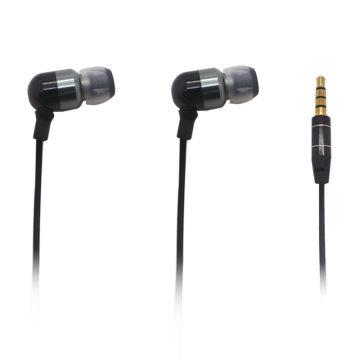 Metal Bass Stereo Mobile Earphones In Ear Headphones