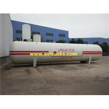 70000 Liters LPG Storage Bulk Tanks