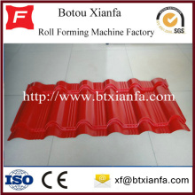 Philippine Glazed Tile Roll Forming Machinery