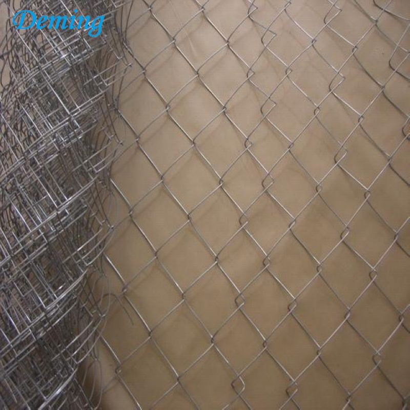 Factory 50mm Sports Ground Chain Link Fence
