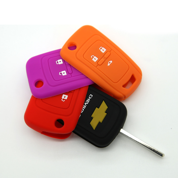 Magnetic Key Cover For Chevrolet