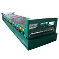 Hot product one year warranty iron roofing sheet making machine