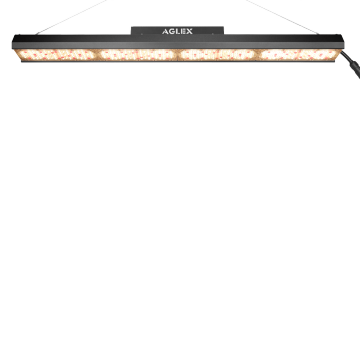Fast delivery high yields 4ft led grow light