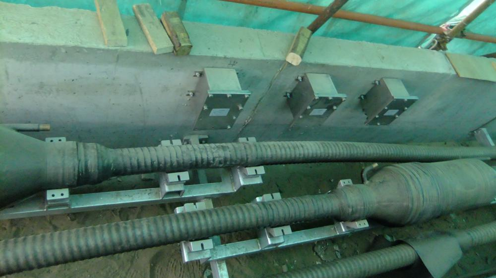 220KV CABLE MIDDLE JOINTS