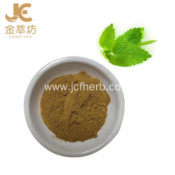 Natural Plant Lemon Balm melissa Officinalis Extract