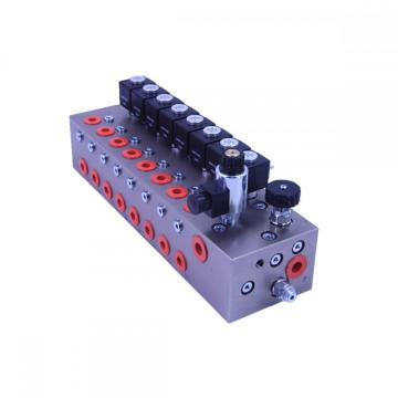 10 m tbm manifold blocks assembly