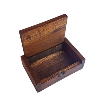 small goods storage wood box jewelry packaging box
