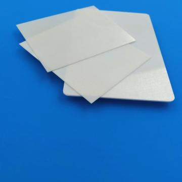 High Hardness Yttria Stabilized Zirconia Ceramic Sheet