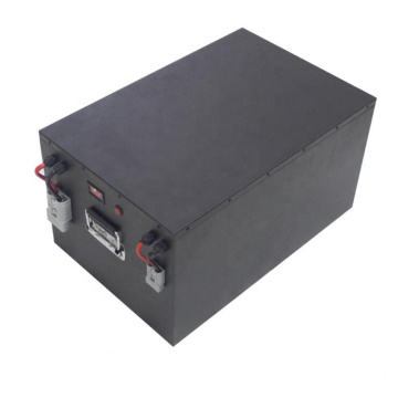 48V 100AH LFP Battery Pack AVG Power Communication