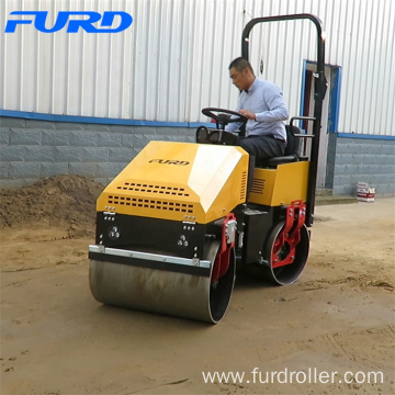 Compact Design Hydraulic Road Roller Vibratory Compactor