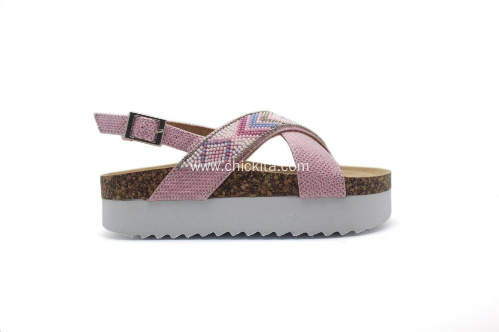 Comfortable Children Birkenstocks with Strap
