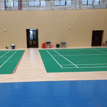 best quality badminton court Floor covering