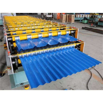 Corrugated Metal Panel Roll Former Machine