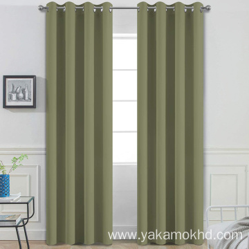 Sage Blackout Curtains 84 Inch Long