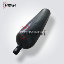 6L OD28mm Concrete Pump Rubber Air Bladder