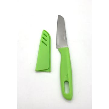 Plastic fruit knife for daily use