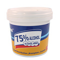 300PCS Per Barrel Home 75% Alcohol Wet Wipes