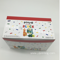 retail corrugated subscription printing glossy carton boxes