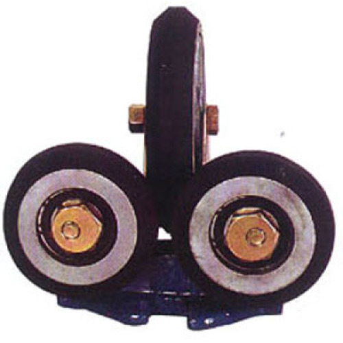 Elevator Roller Guide Shoe , Rated Speed≤5.0m/s , PB210