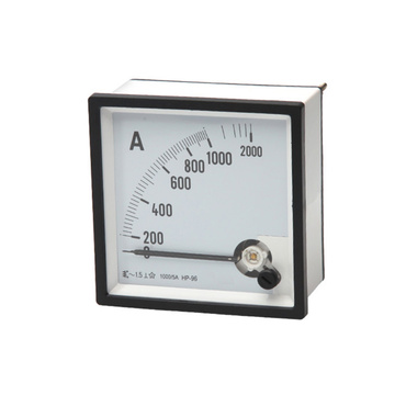 Hight Accuracy Analog Panel Meter