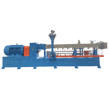 Plastic Polymer Compounding Extruder Twin Screw Compounding System