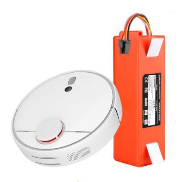 Li-ion Battery 6500mAh 14.4V Vacuum Cleaner accessories for xiaomi mi robot Robotics cleaner roborock S50 S51 T4 T6 parts