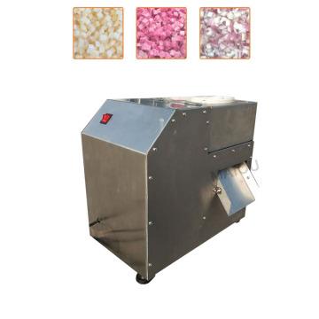 Energy Saving fresh vegetable processing variable blade speed cutting machine potato dicing machine