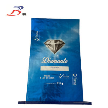 Easy Open PP Woven Laminated Fertilizer Bag