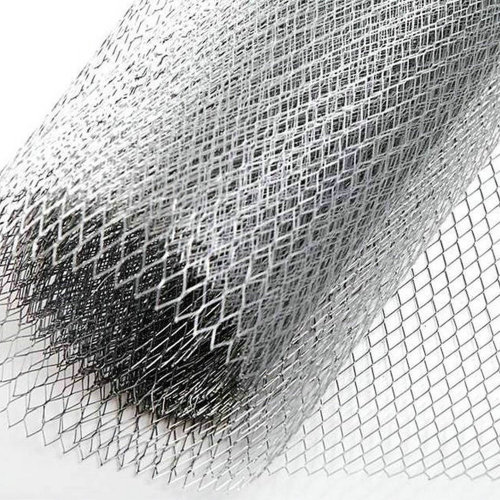 Small Hole Expanded Metal Mesh