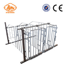 Pig farming equipment steel pig fence farrowing crate
