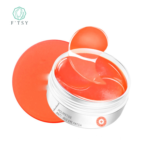 Hyaluronic acid Vitamin E Collagen Eye Mask