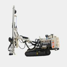 Separated DTH Drilling Rig for Open Use