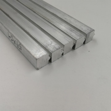 Aluminum Side Bar For Automobile Radiators