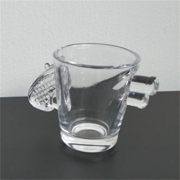 hot sale pistol shot glass factory price