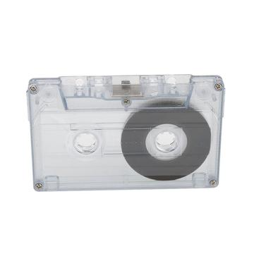 1pcs Blank Tape Standard Cassette Player Empty 60 Minutes Magnetic Audio Tape Recording For Speech Music Recording High Qulity