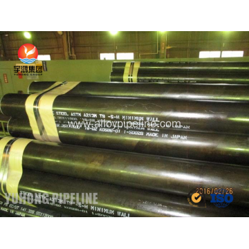 ASTM A213M T9 Alloy Seamless Tube