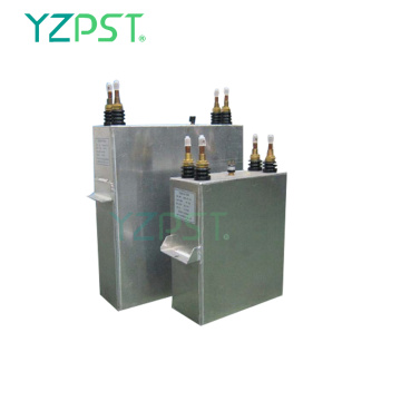 High power induct heat capacitor bank 2250uF