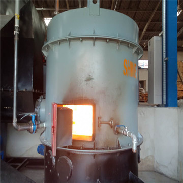 Main Components of Shine Veneer Roller Dryer