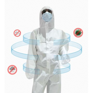 Disposable Isolation TPU Gown