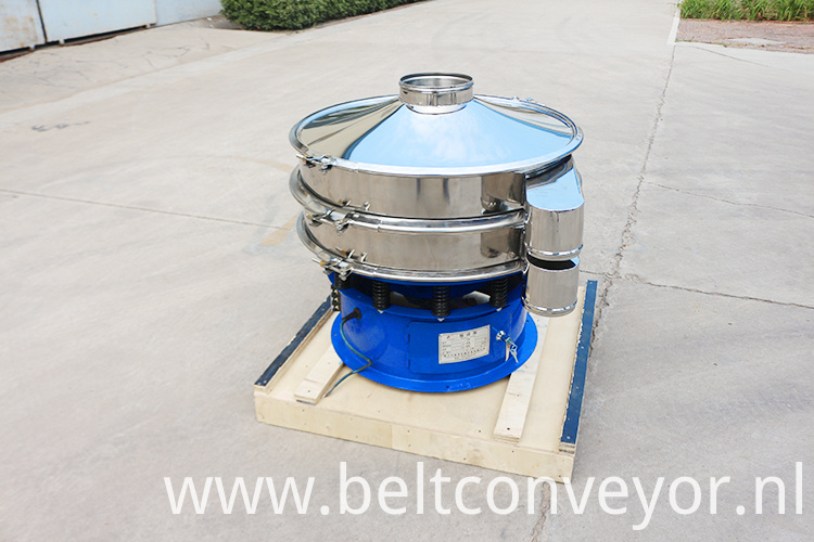 vibrating sieve machine