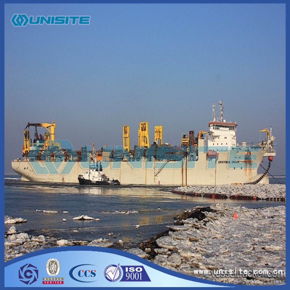 Hopper Trailing Suction Dredger