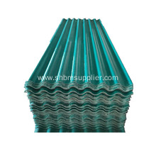 Anti-Corrosion High Strengh Harmless Mgo Roofing Sheet